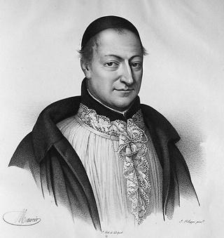 Jesuit Father François de la Chaise (1624 – 1709) - Louis IV's confessor