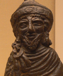 Phocas emperor of Byzantine Empire