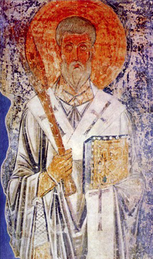 Hieromartyr Phocas, Bishop of Sinope.