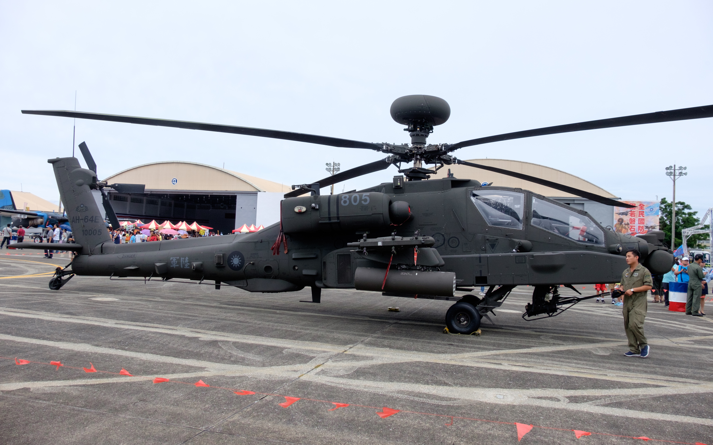 ROCA_AH-64E_805_Display_at_Hualien_Air_F