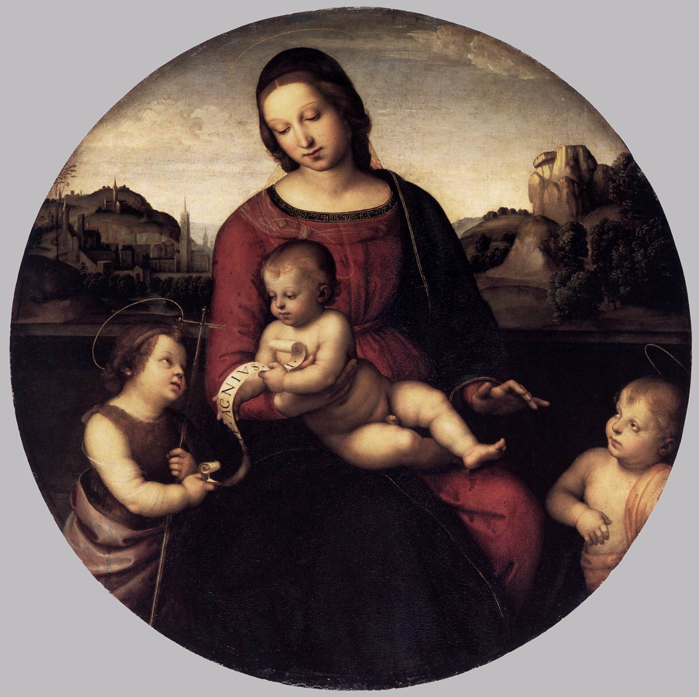 raffaello sanzio famous paintings