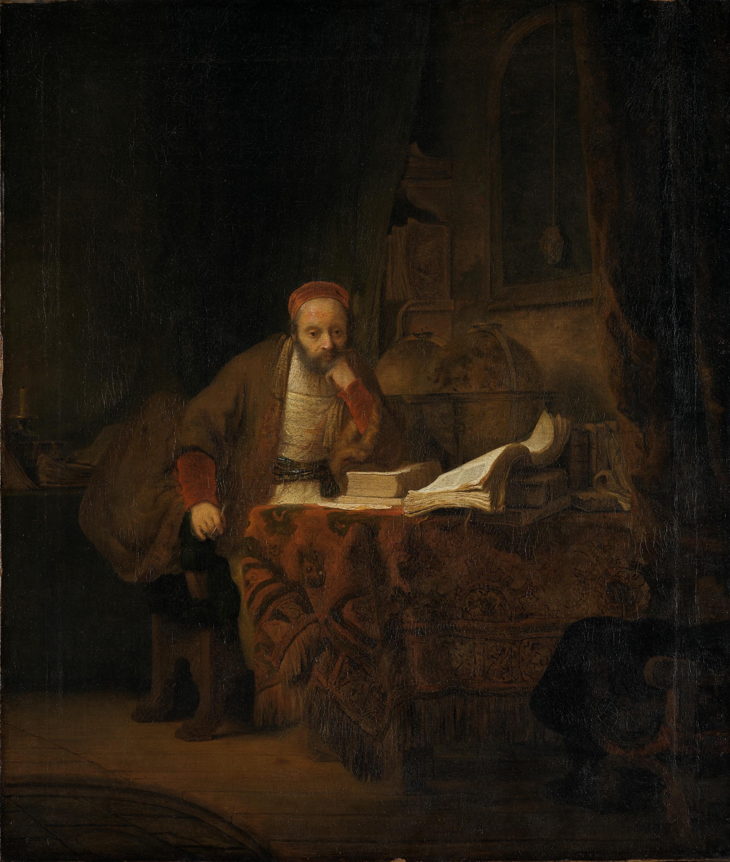 "Rembrandt y sus ""Scholars"" | Matemolivares"