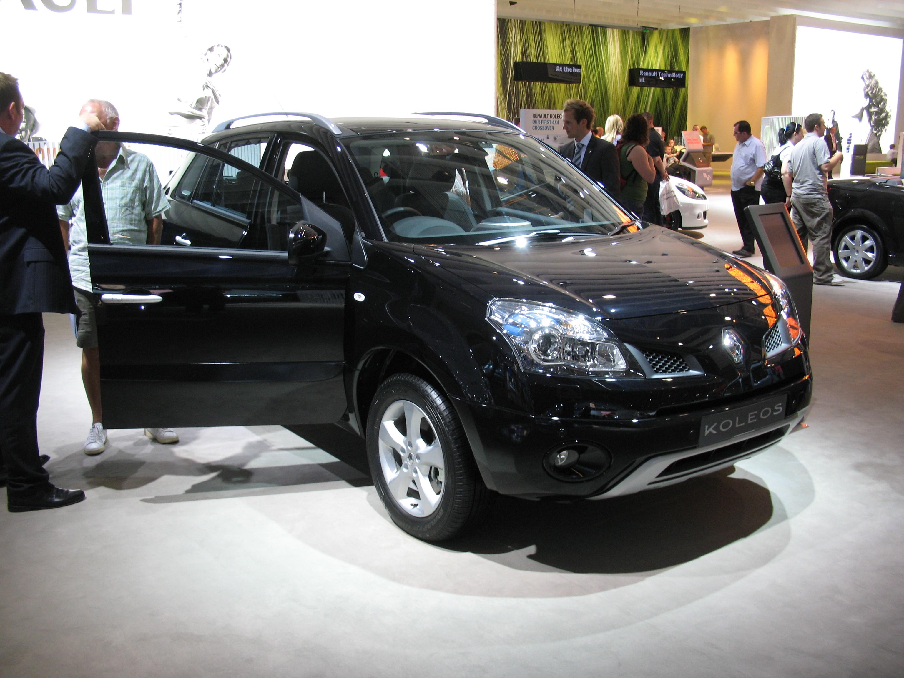 File Renault Koleos Jpg Wikimedia Commons