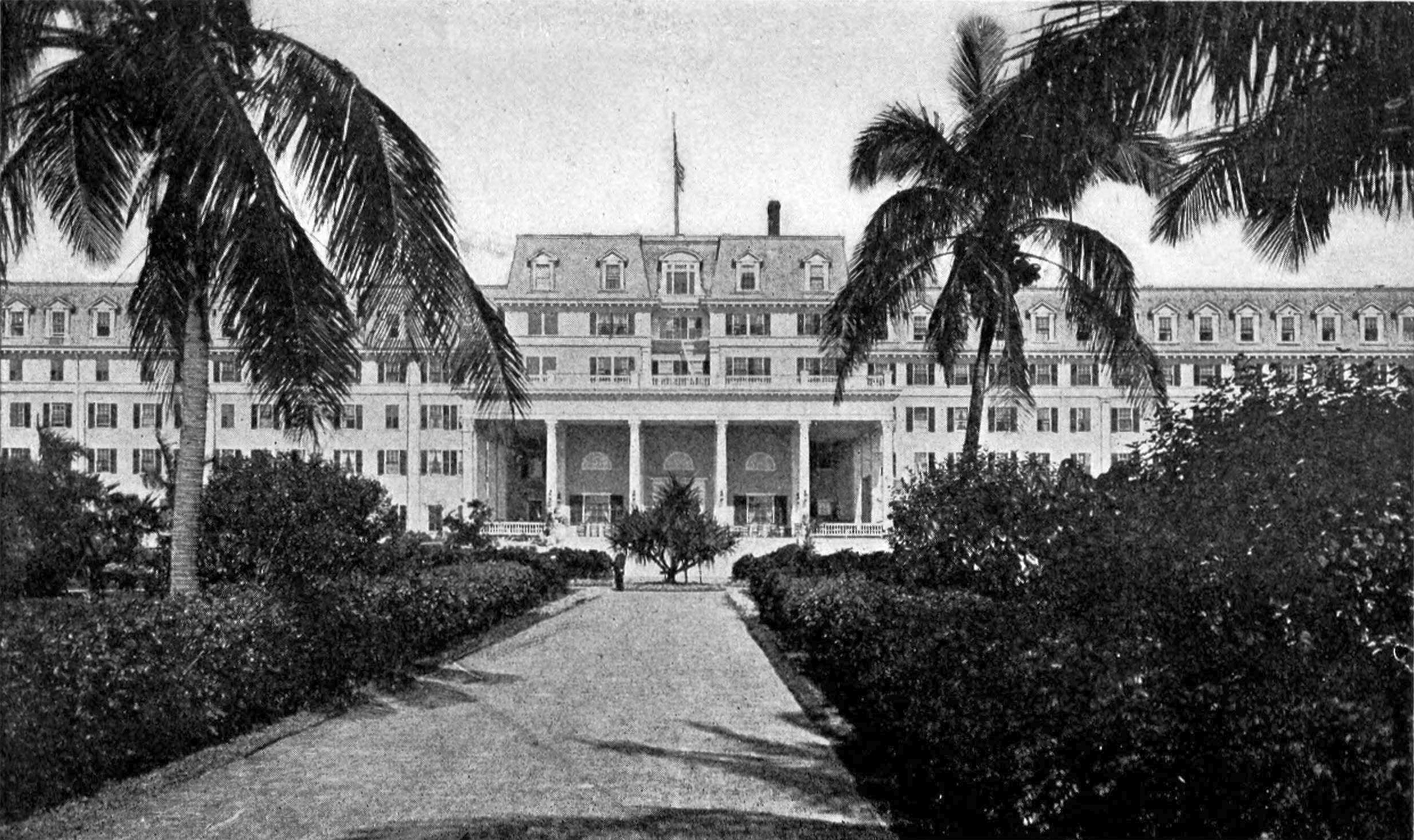 Royal Palm Miami Beach Menu