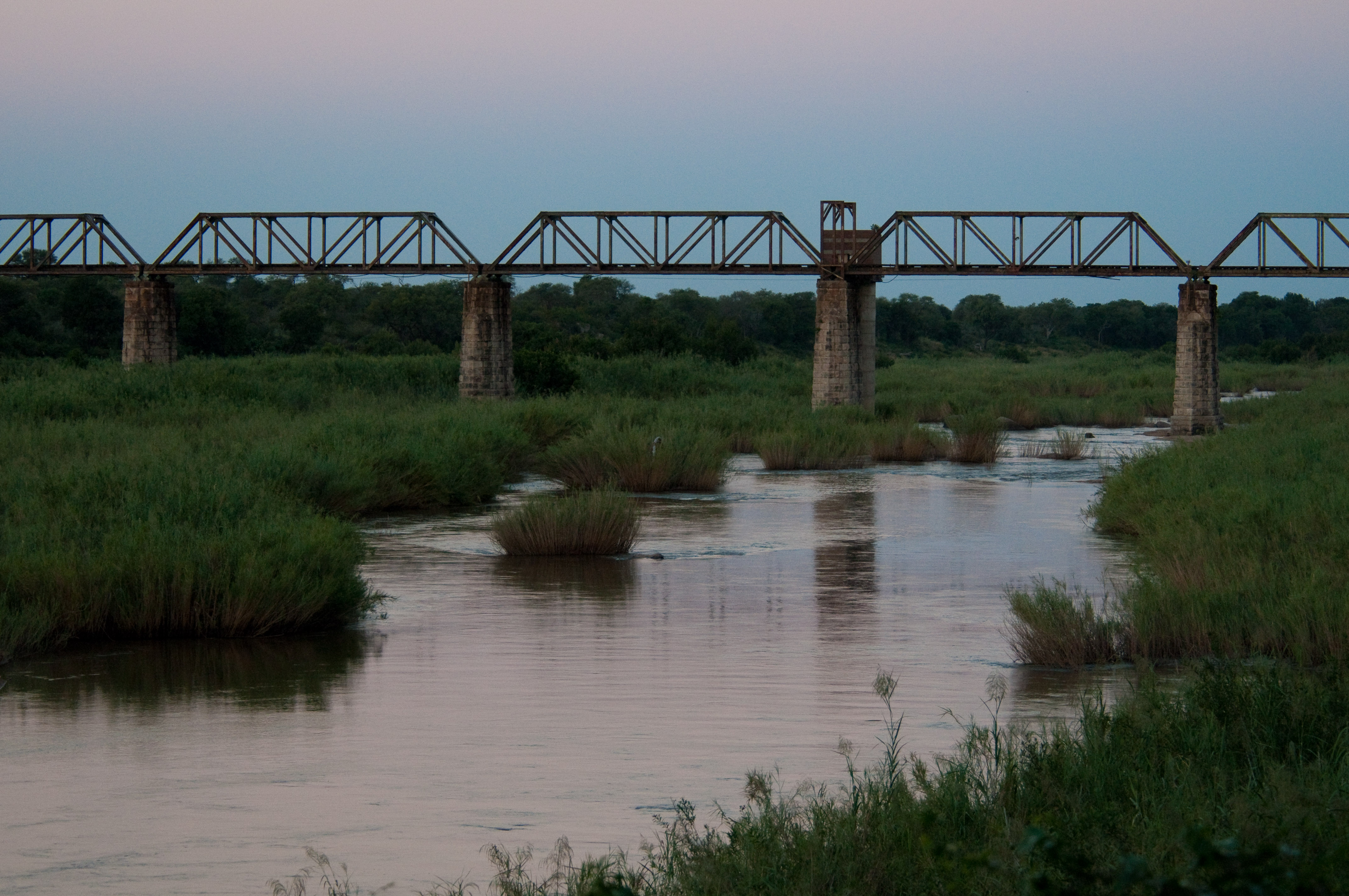 Sabie South Africa  city photo : Sabie River at Dusk, South Africa Wikimedia Commons