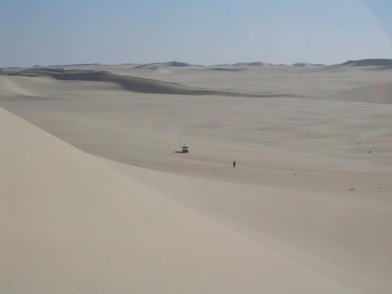 Sıcak çöller