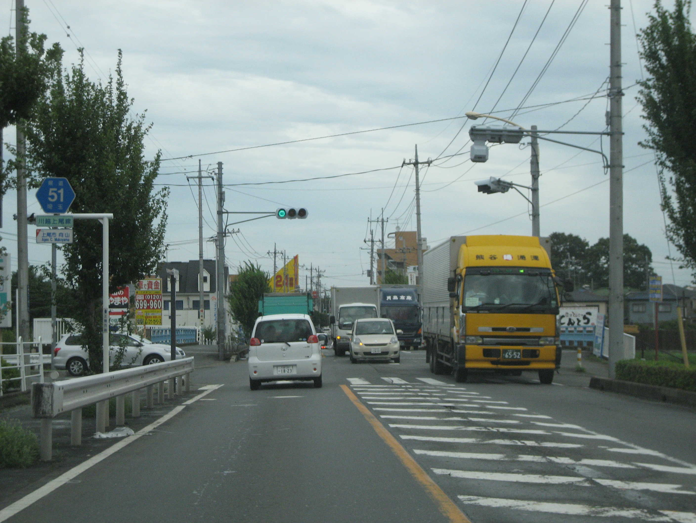 File Saitama Prefectural Road No 51 On Ageo City Jpg Wikimedia