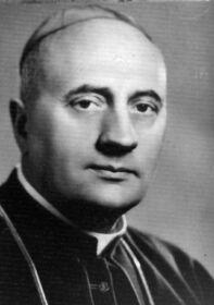 János Scheffler Hungarian bishop