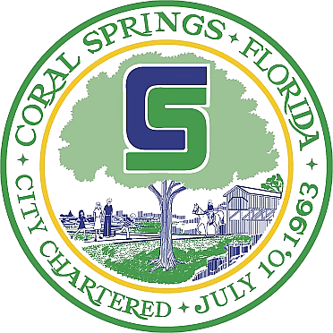 Seal of Coral Springs, Florida