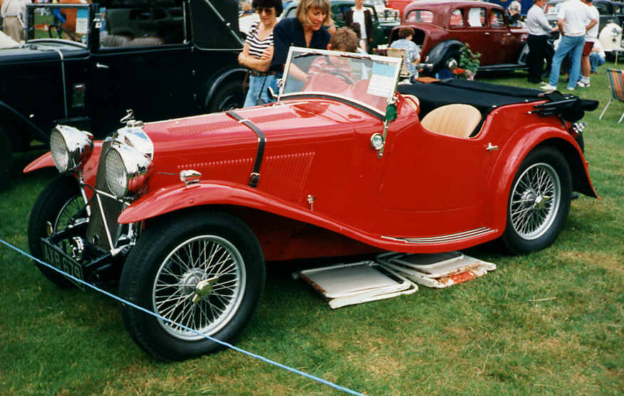 1931 Singer Junior Saloon 8 Hp Vintage And Classic Cars