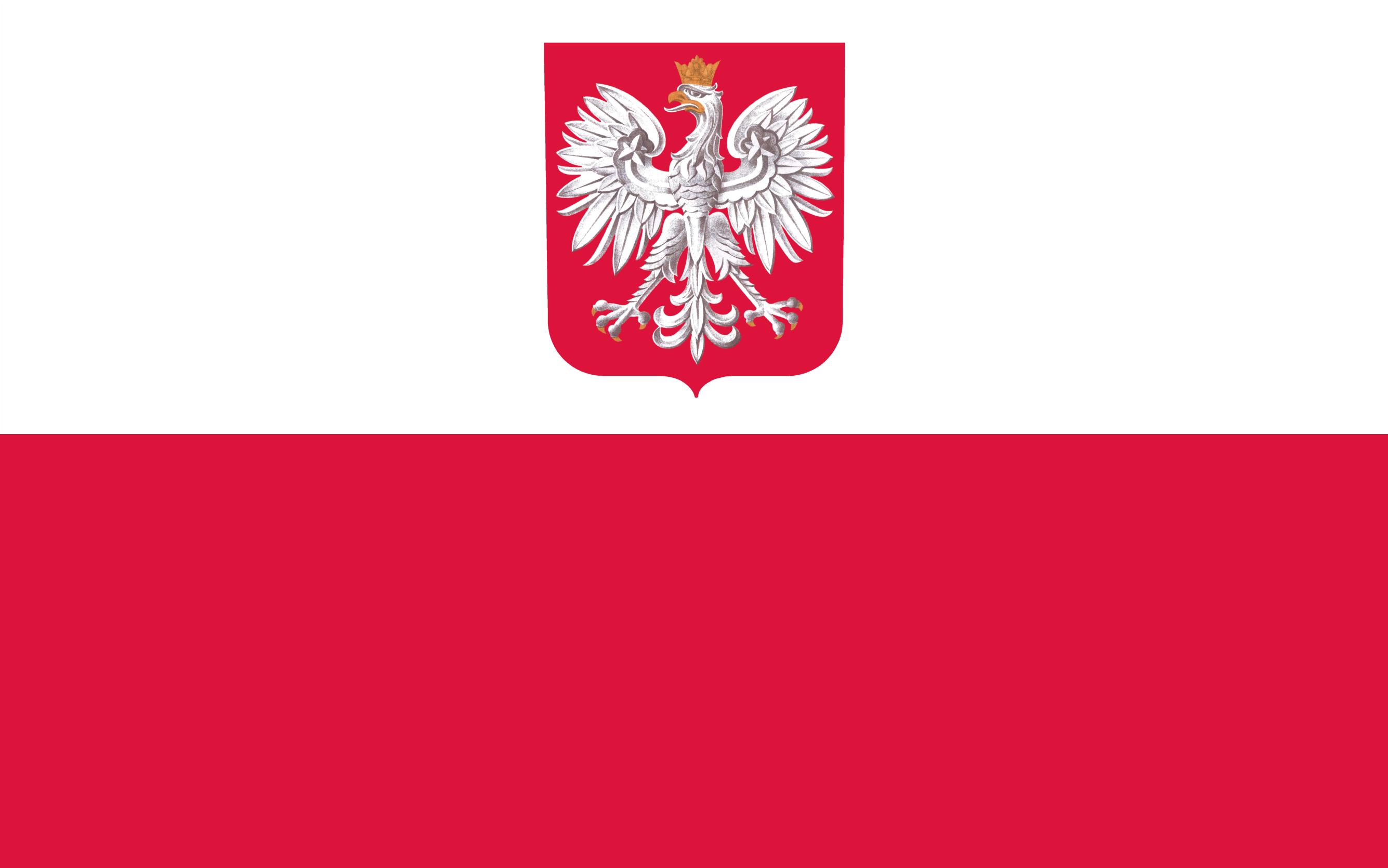 Flaga Polski - Wikiwand