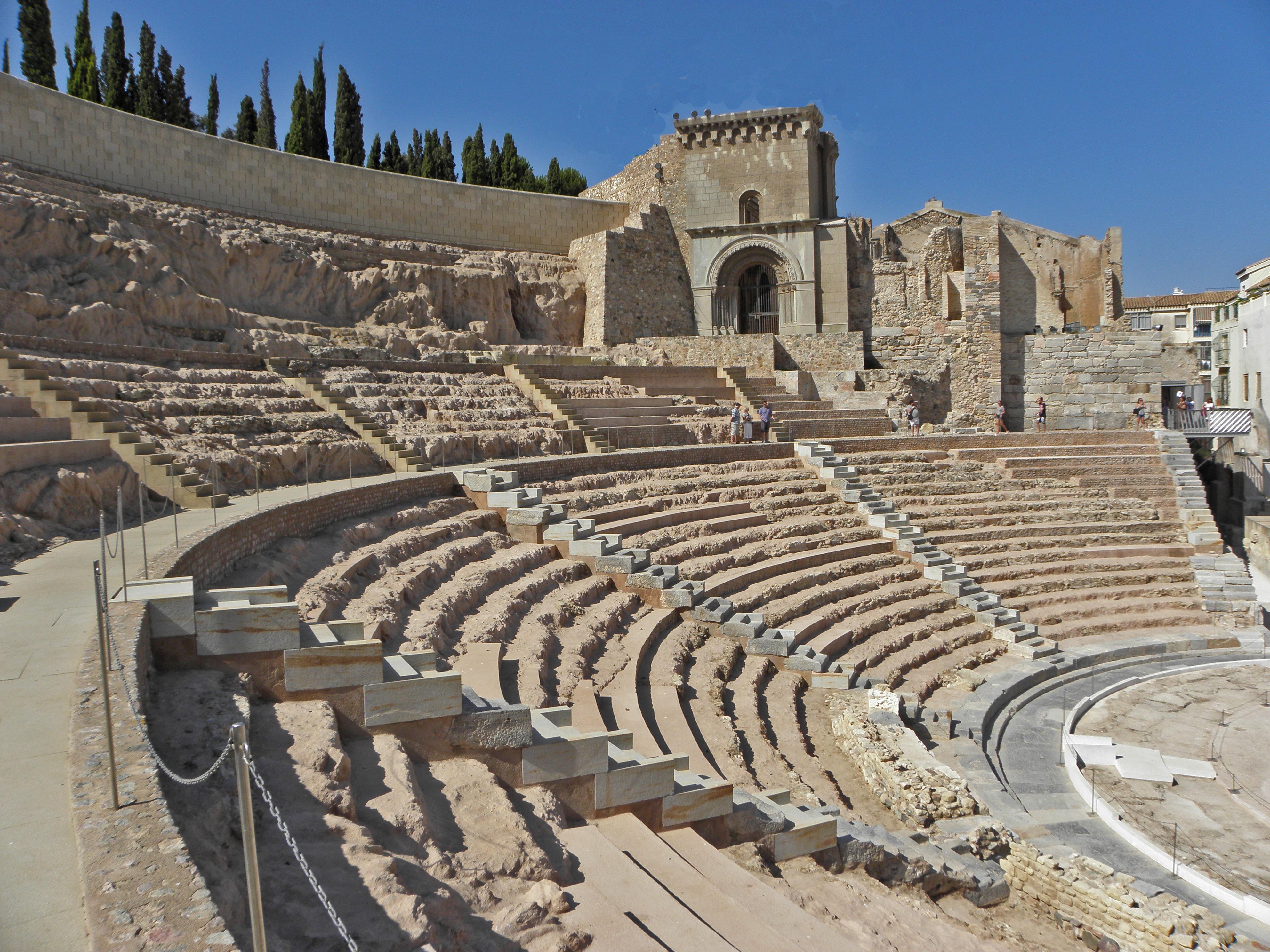 File:Teatro Romano de Cartagena (6052542686).jpg