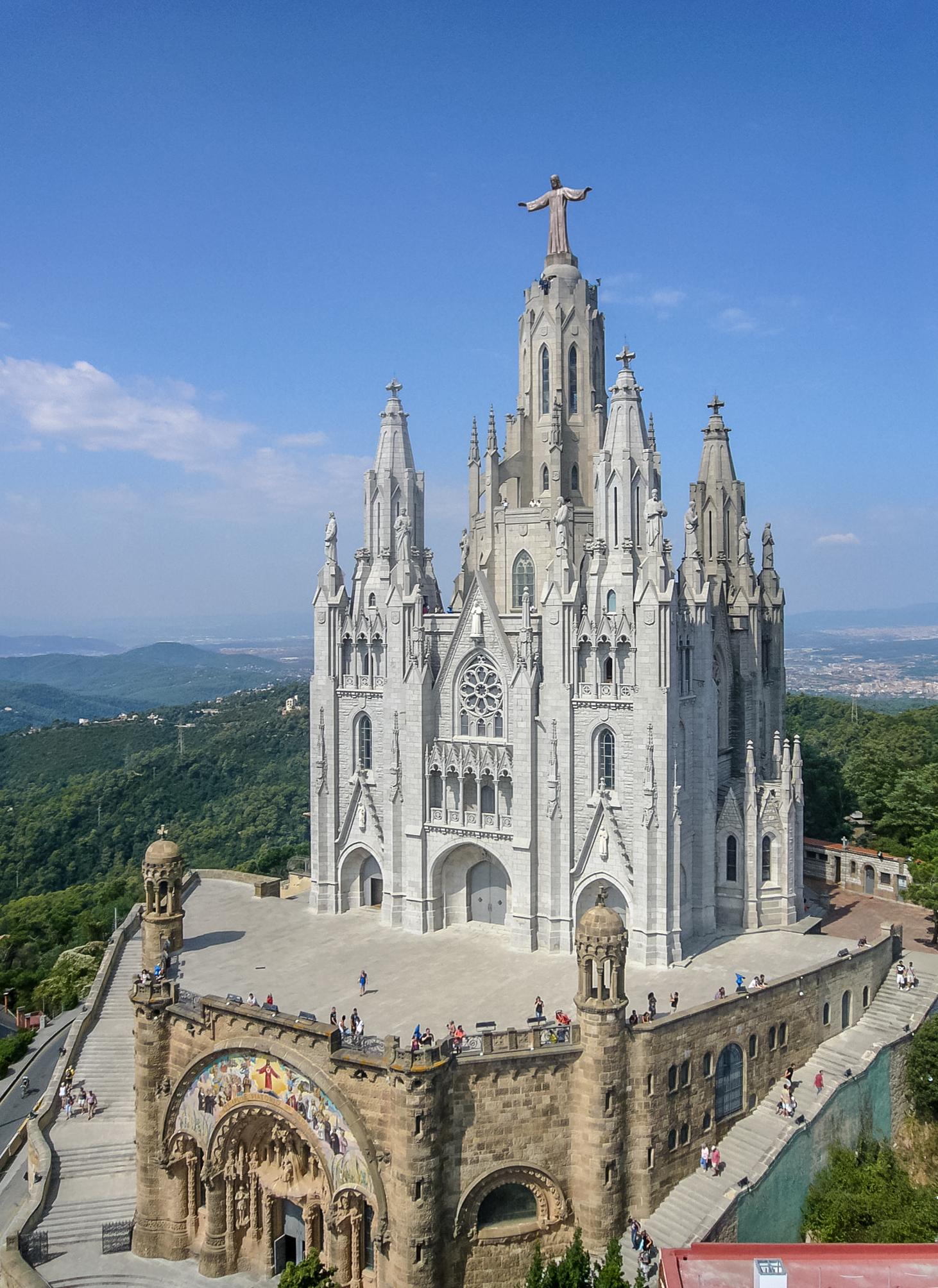 Temple Expiatori Del Sagrat Cor Wikipedia