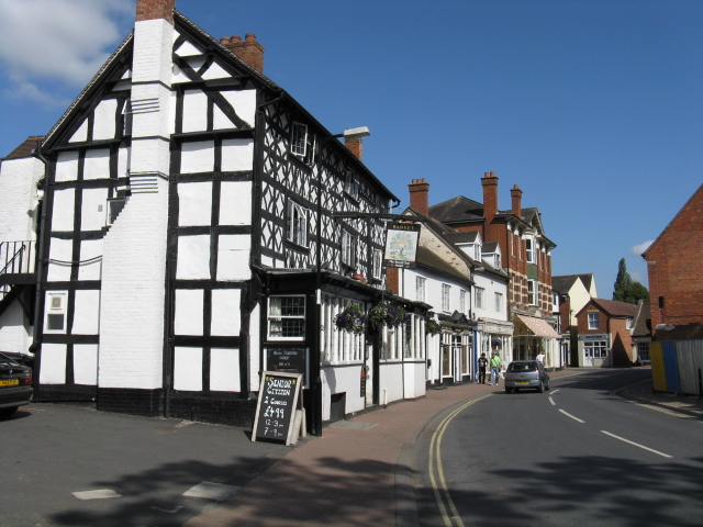 Tenbury Wells - Cross Street