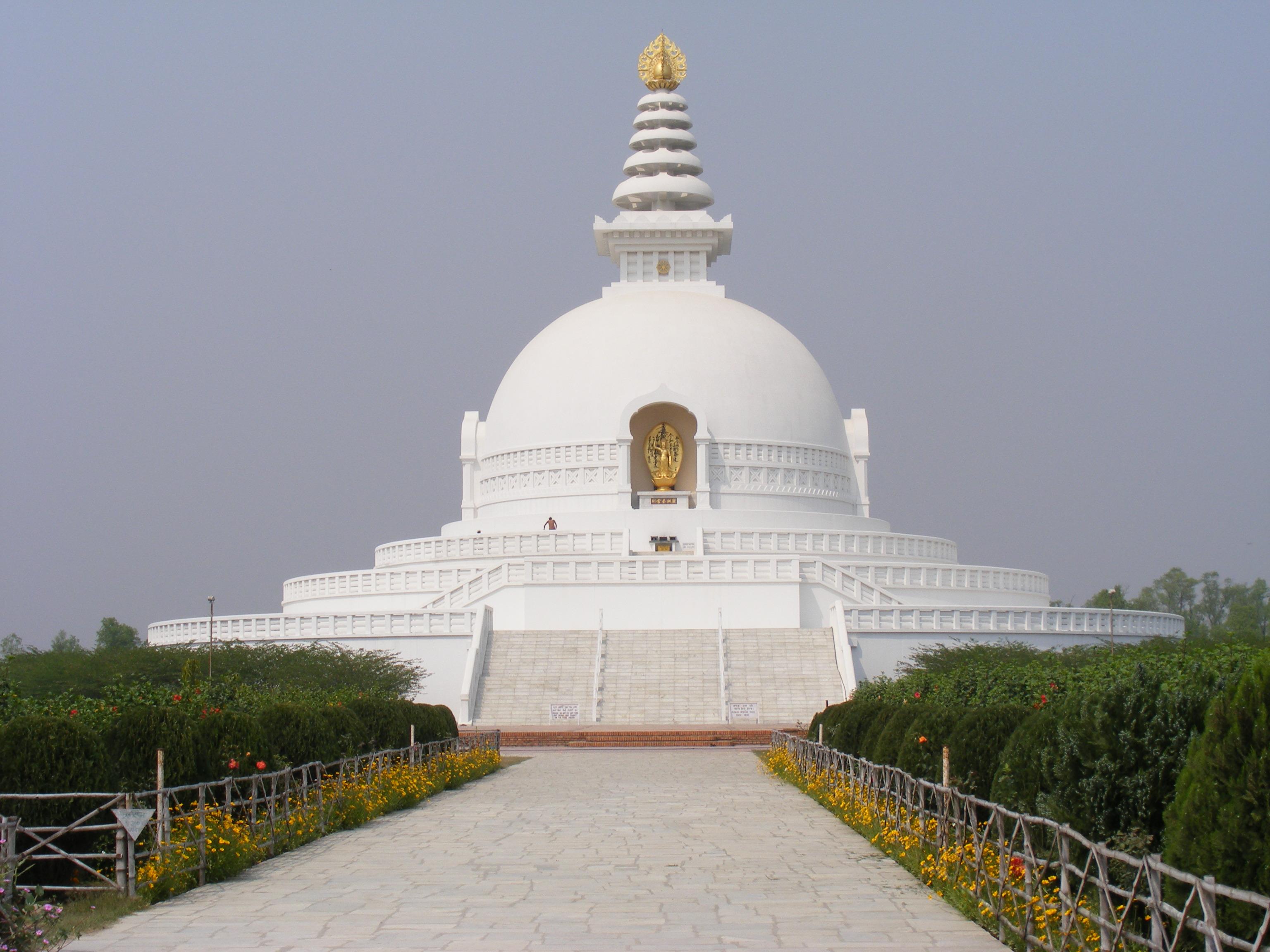 Stupa Cake