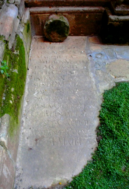 Tomb of the Duke of Wharton in Poblet Tomba1 warton duc de.jpg
