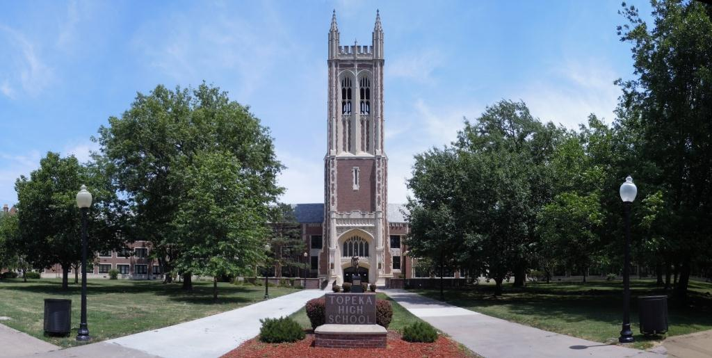 Image result for topeka high school