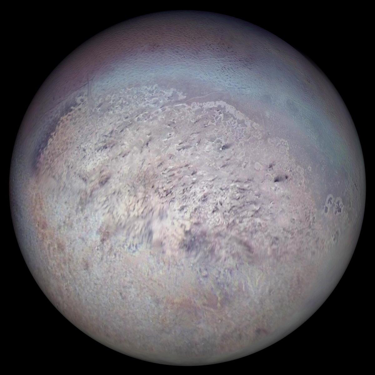 Global Views Wikipedia: Neptune's Satellite, Unusual Moon, Dwarf Planet