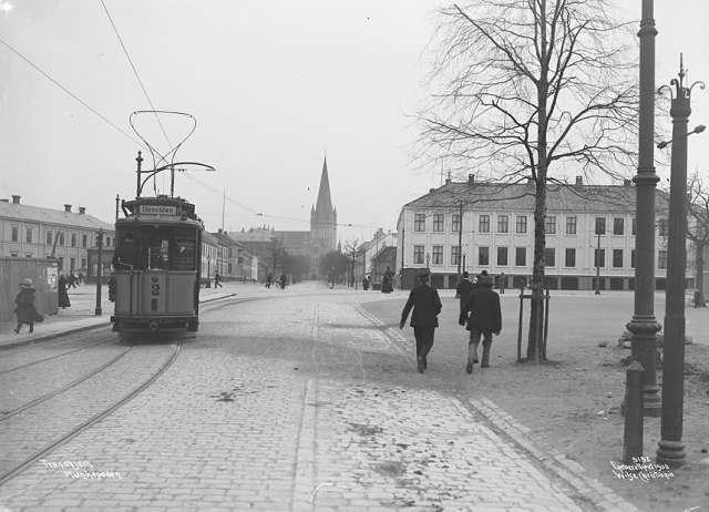 dating 50 Trondheim