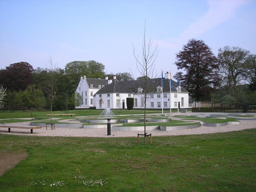 Tuin van bezinning wikipedia for Huis in tuin voor ouders