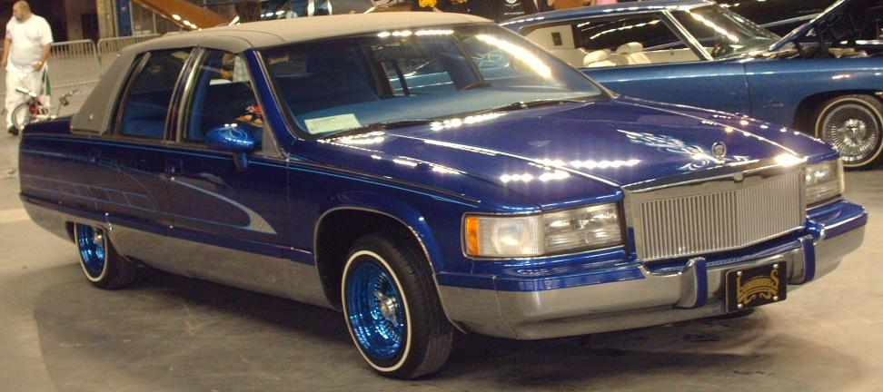 File:Tuned '93-'96 Cadillac Fleetwood.jpg - Wikimedia Commons