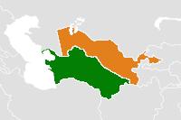 Turkmenistan–Uzbekistan relations - Wikipedia