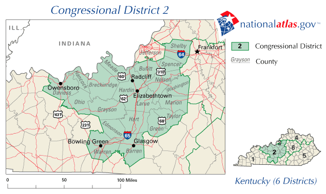 26 brilliant Kentucky United States Map bnhspinecom