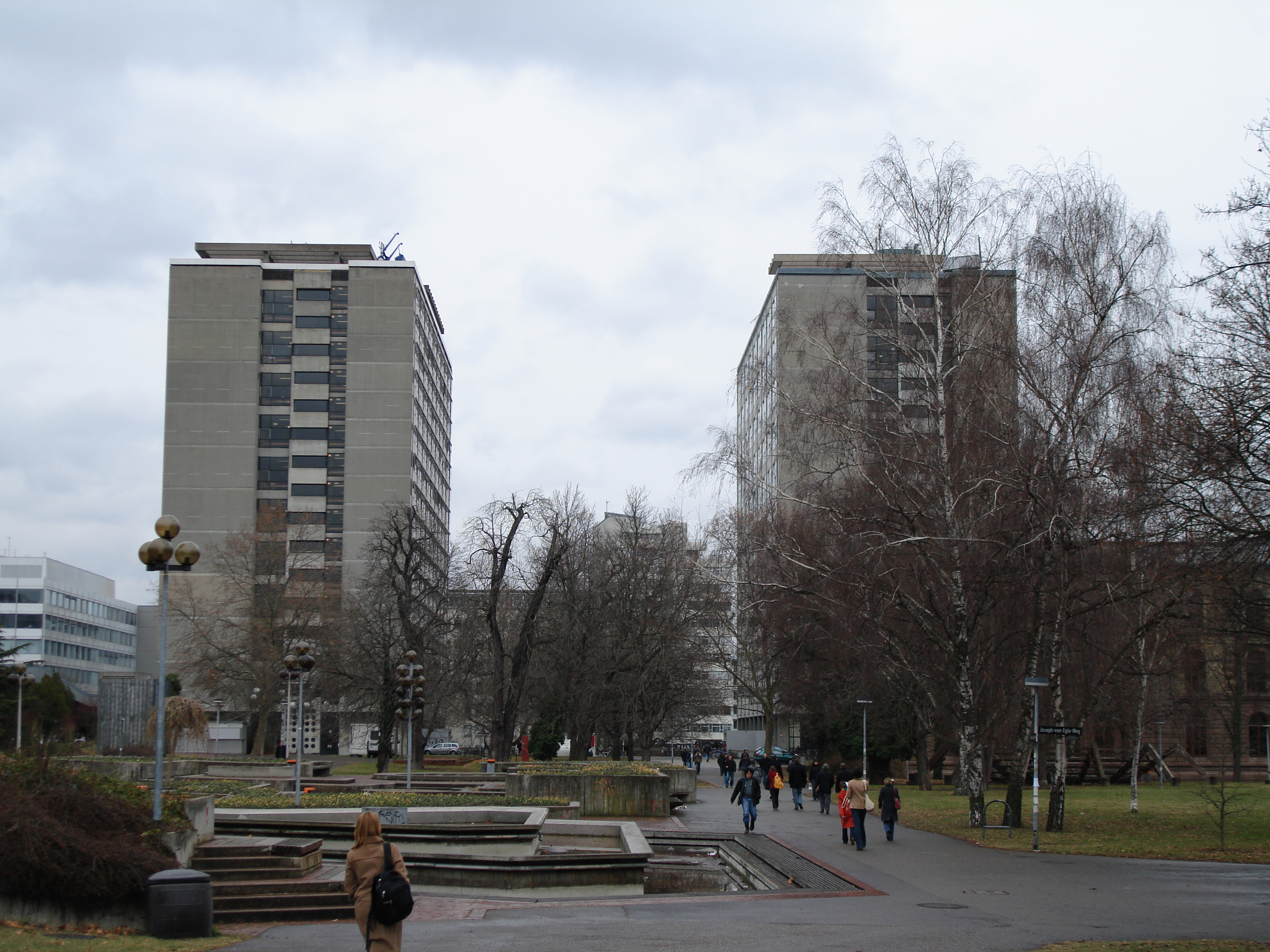 Kollegiengebäude 1 Ki Keplerstraße 11 Rechts Und 2 Kii 17 Links In Stuttgart Mitte
