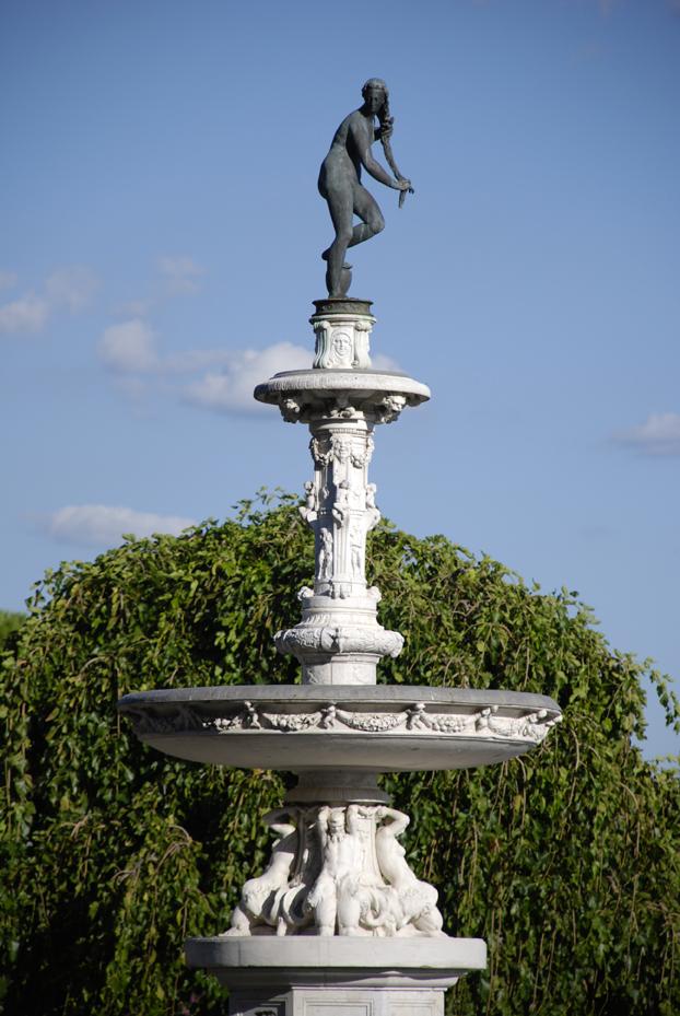 File villa la petraia fiorenza fountain venus for Villa la petraia
