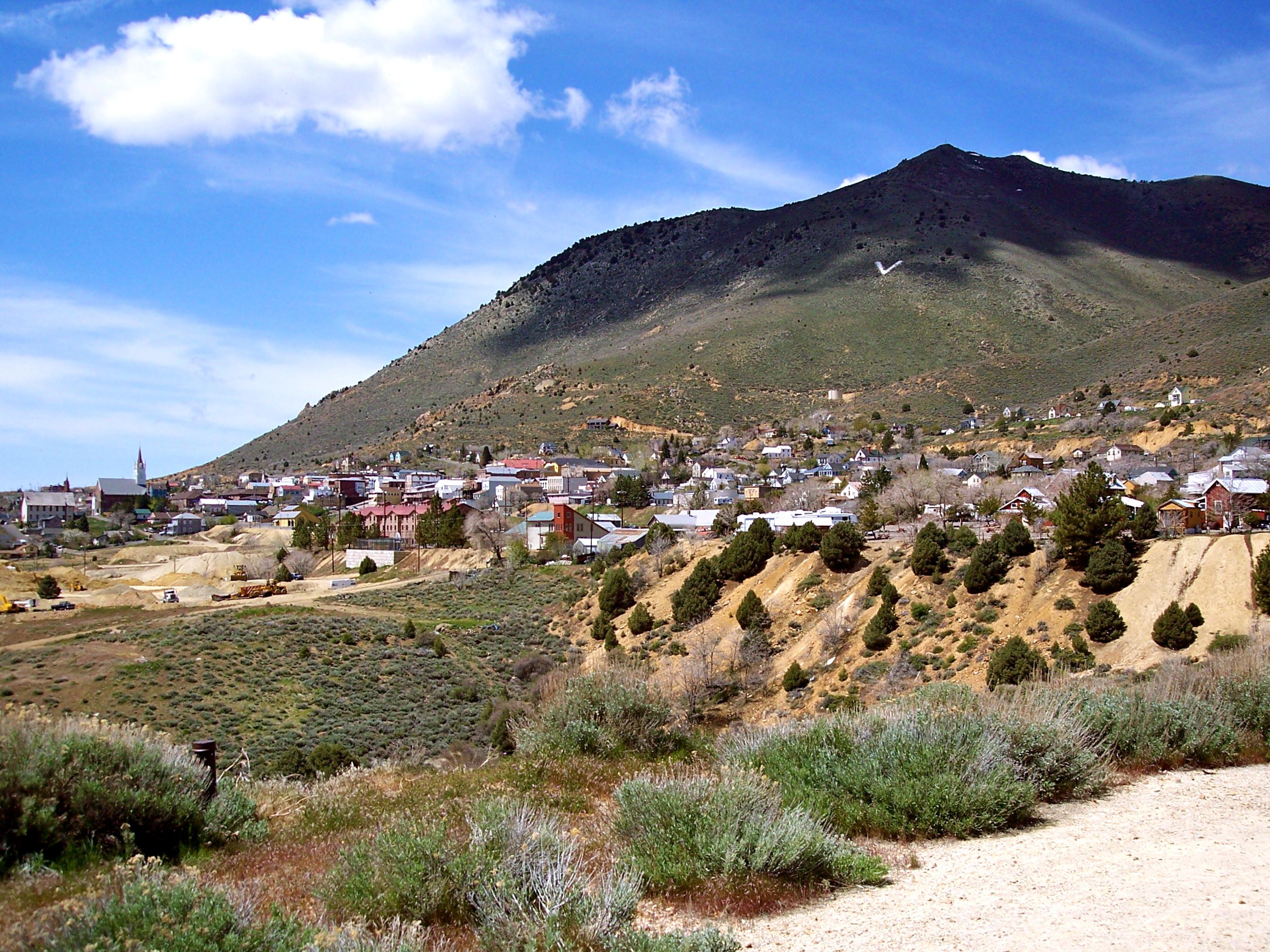Virginia City Nevada Wikiwand