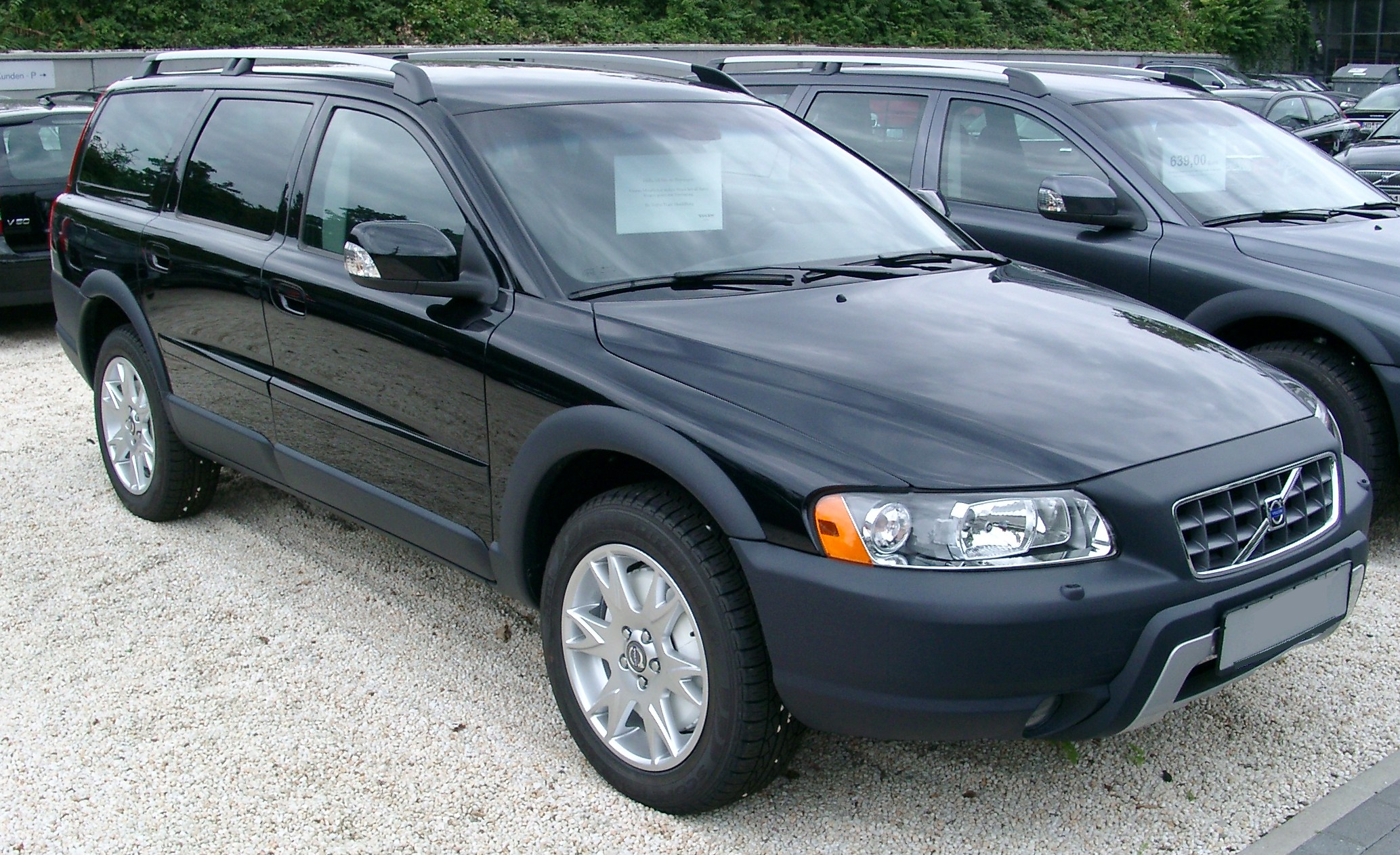 volvo xc70 wikiwand. Black Bedroom Furniture Sets. Home Design Ideas