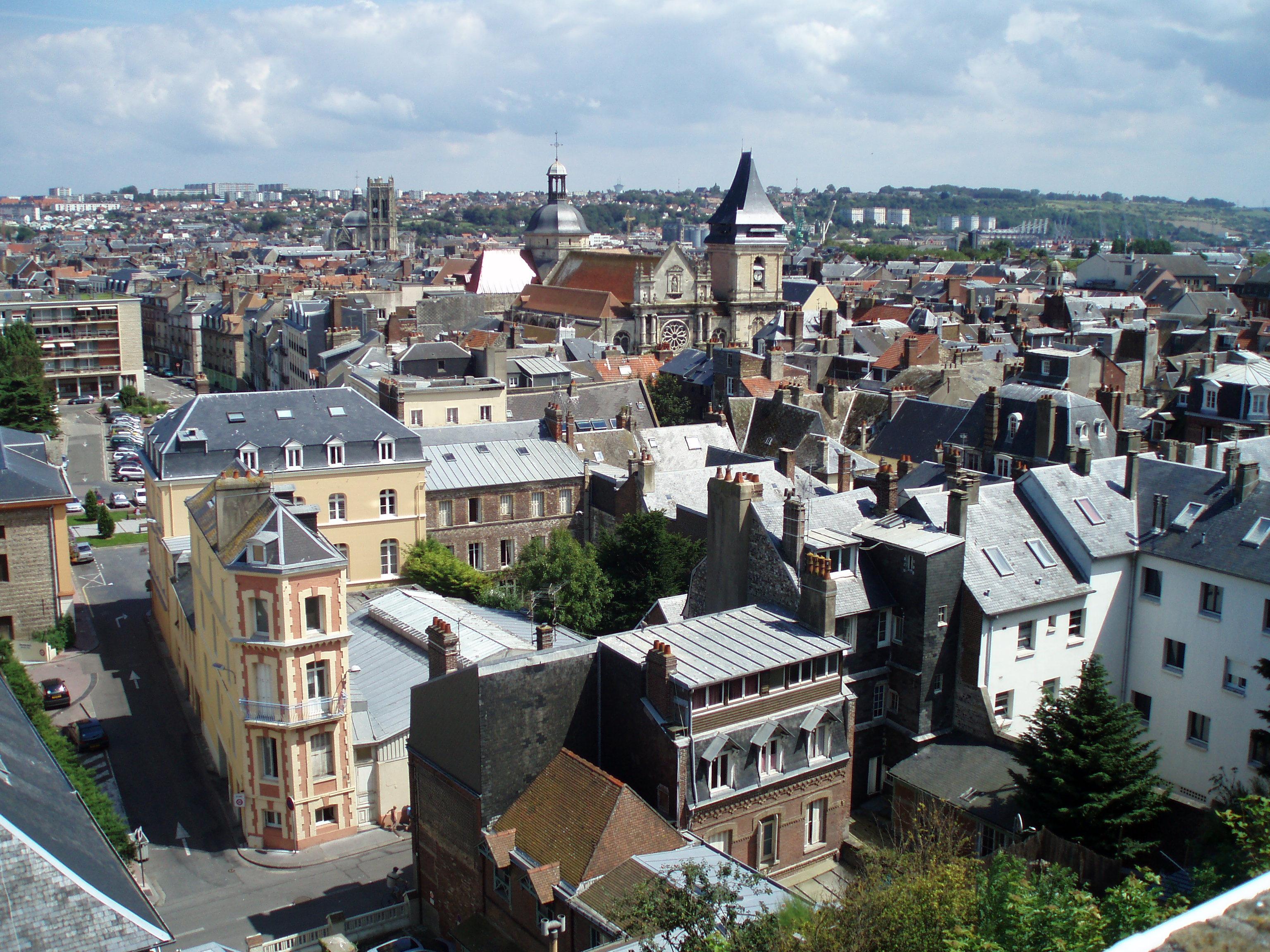 Rouen Centre Ville Traces Pass Ef Bf Bd Textile