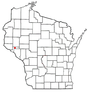 Durand (town), Wisconsin Town in Wisconsin, United States