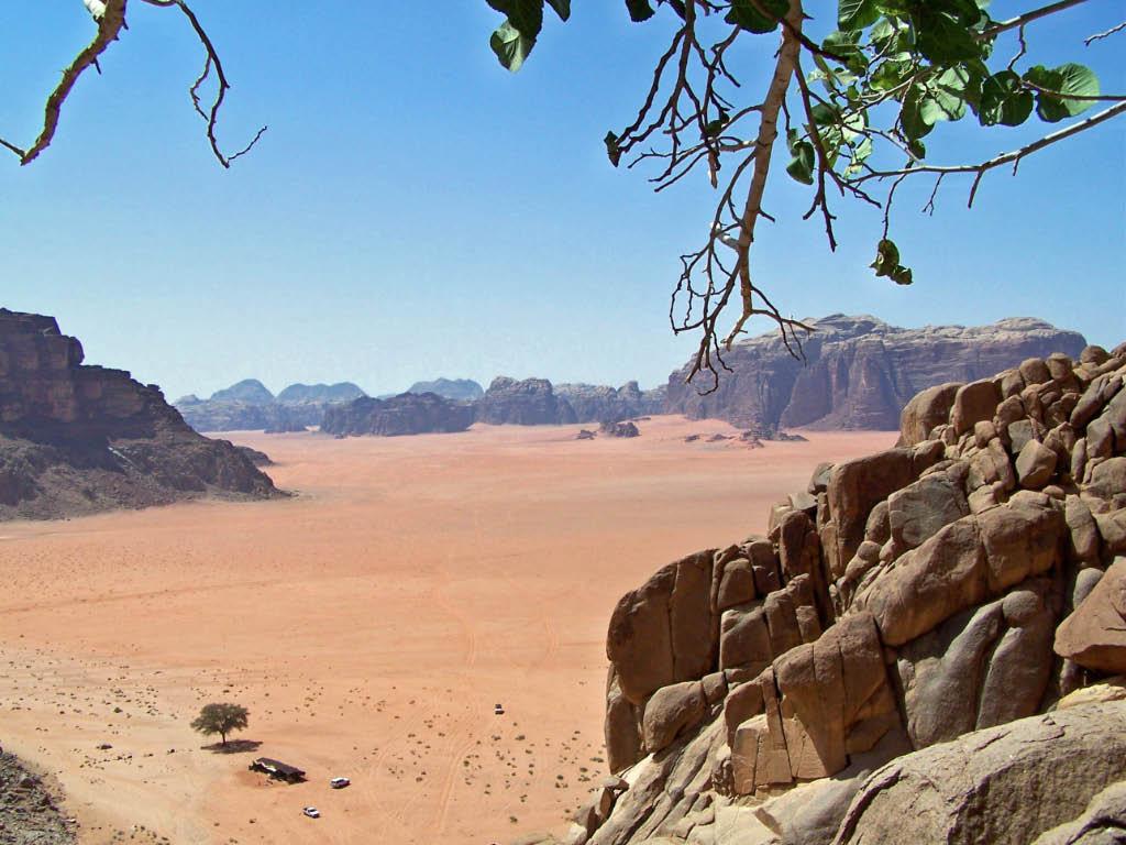♥ صور من بلدي 2 ♥  Wadi-rum-woestijn