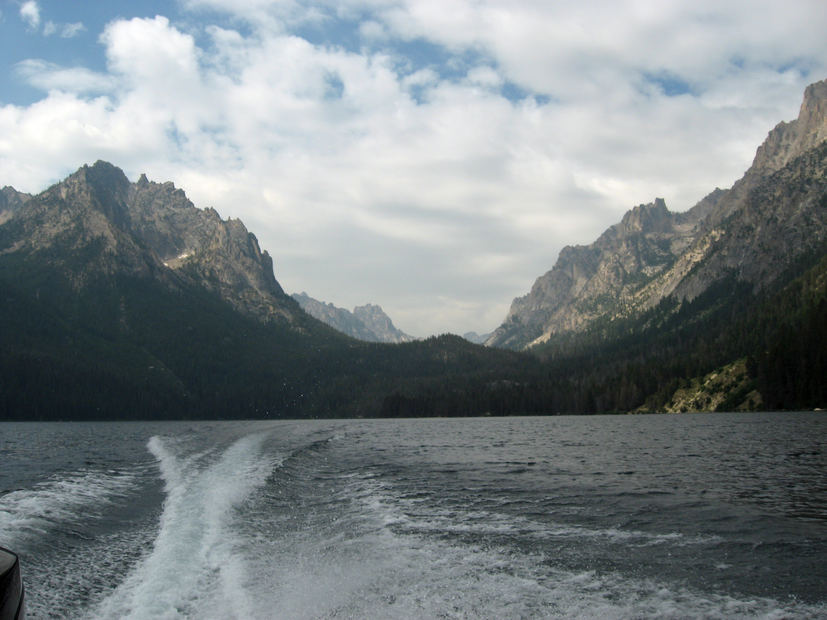 lake at the end of the Where does the colorado river end save cancel already exists would you like to merge this question into it merge cancel already exists as an alternate of this question would you like to make it the (25 mi) north of lake granby.