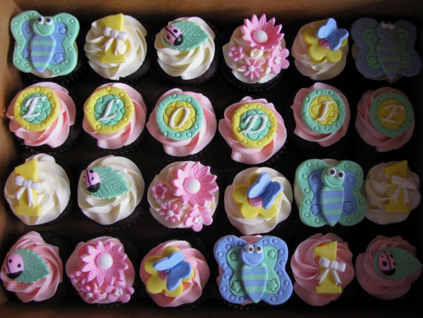 Little Girl Birthday Cake Designs