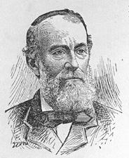 Willard Warner U.S. Senator from Alabama