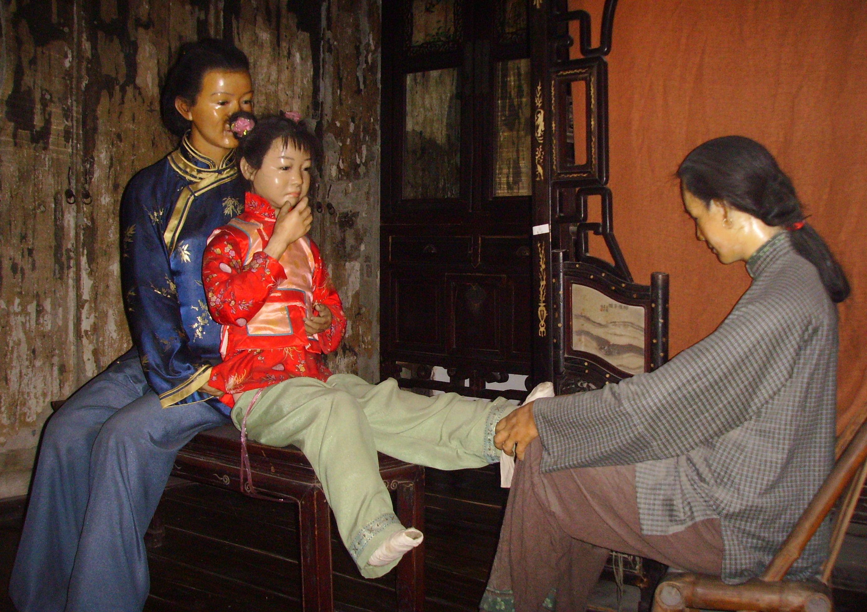 Фотки прислуг китаянок фото 161-932