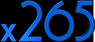 x265 HEVC/H.265 encoder