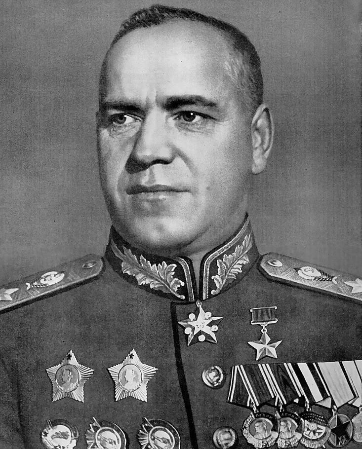 Georgy Zhukov Wikipedia