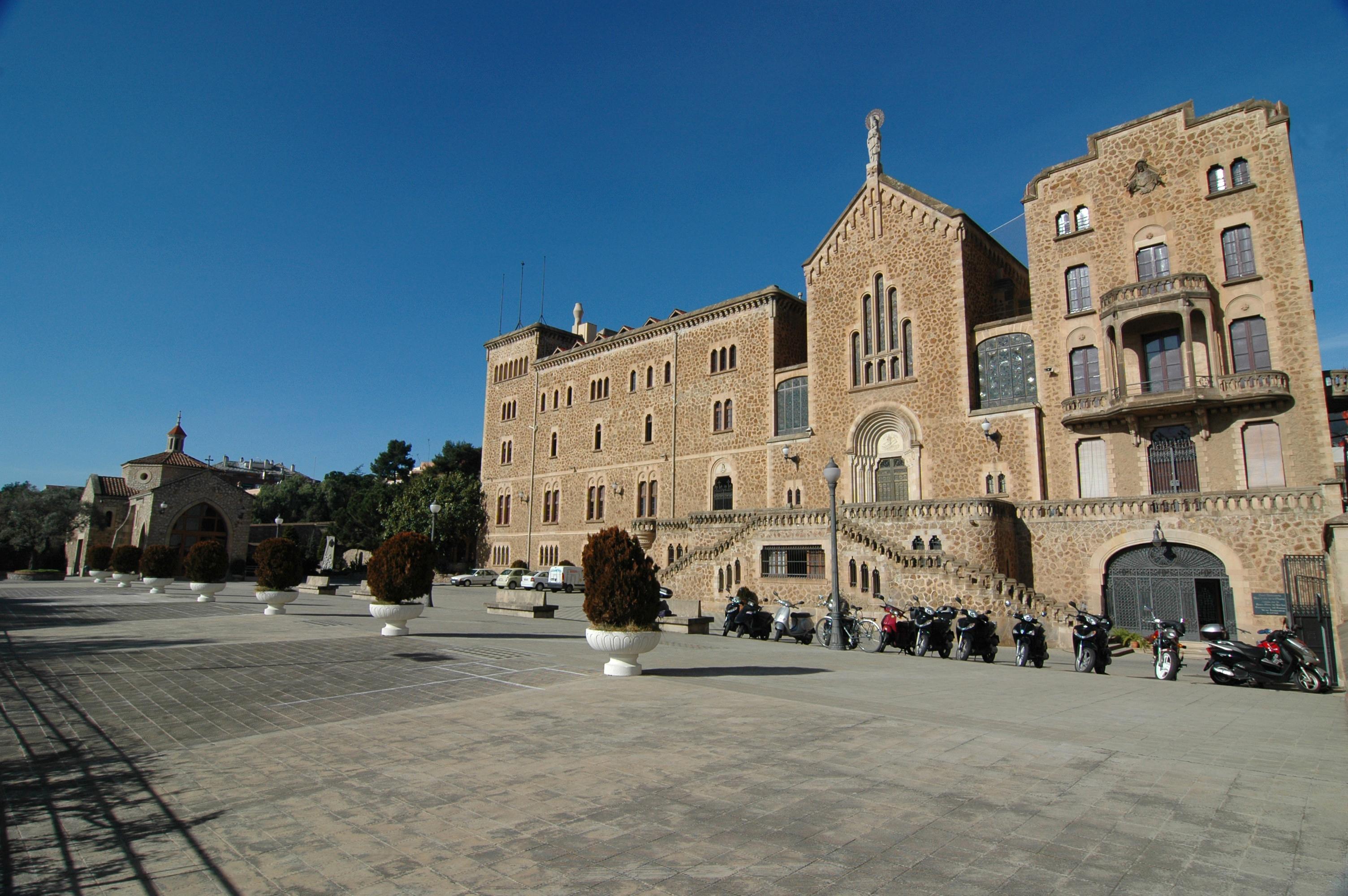 File 02 real santuario de san jose de la monta a barcelona - Barcelona san jose ...