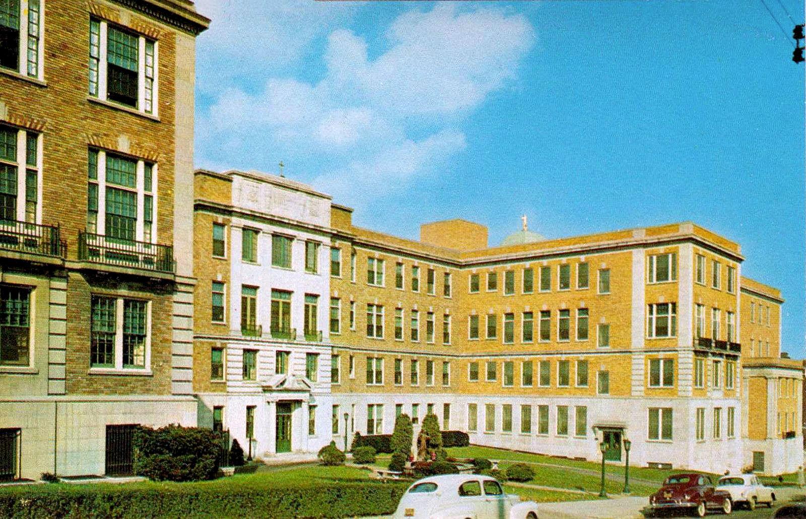 File1960 sacred heart hospital allentown pag wikimedia file1960 sacred heart hospital allentown pag sciox Images