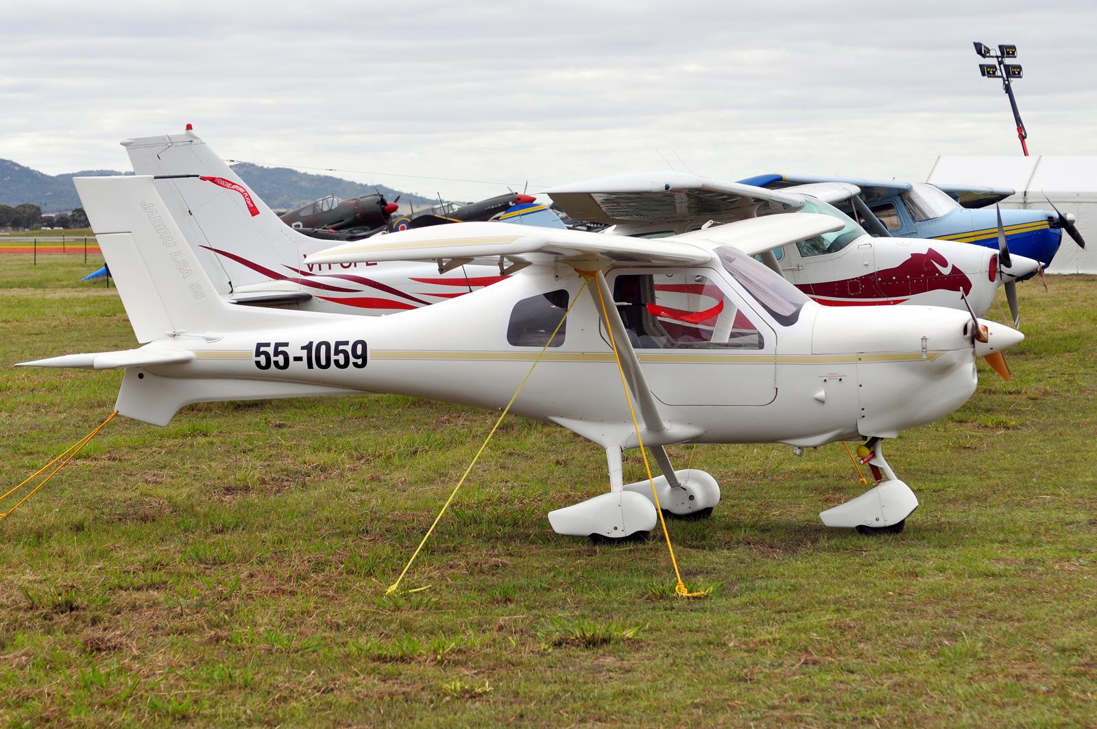 File:55-1059 Jabiru LSA 55-3J (6937191982) jpg - Wikimedia