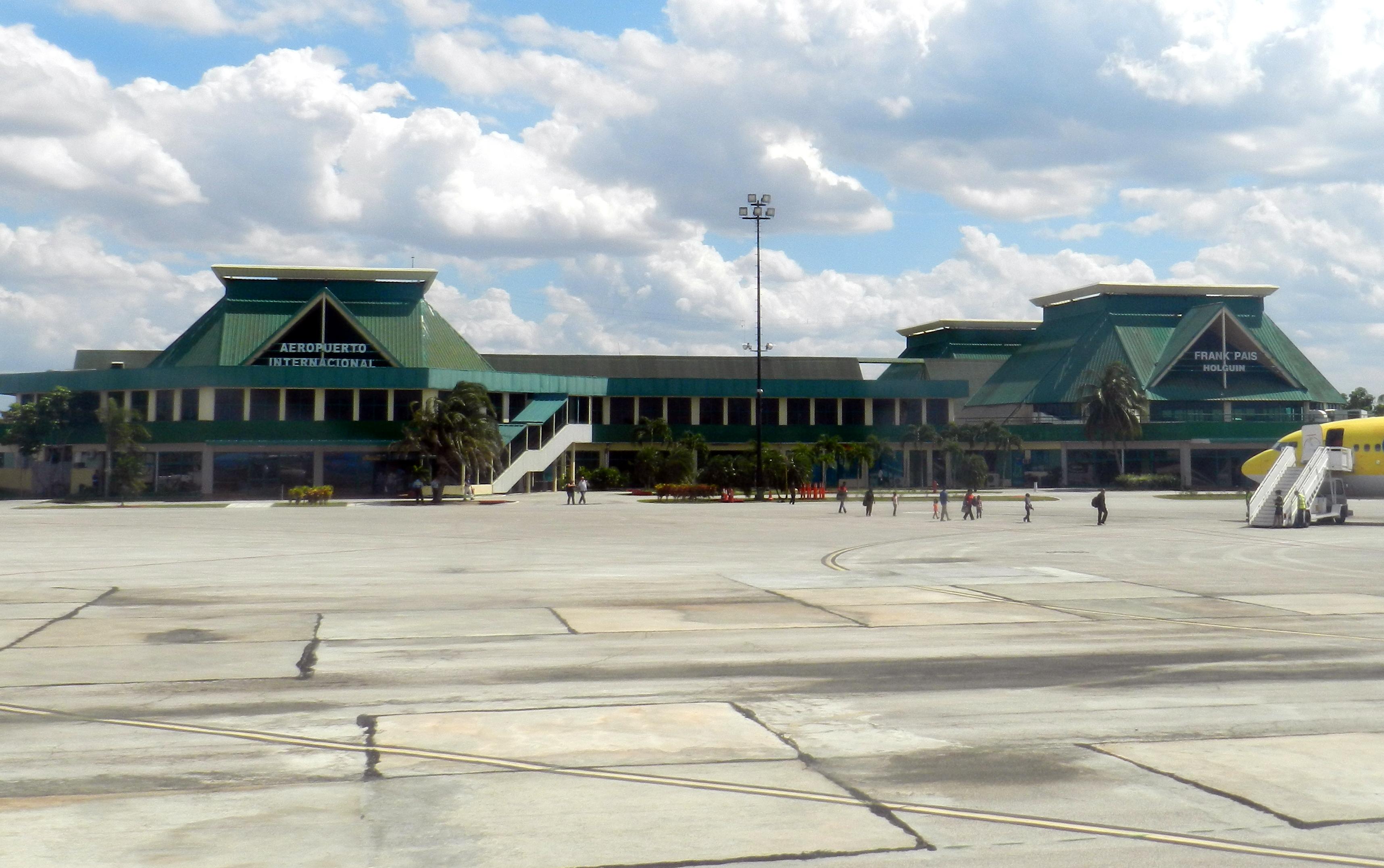 Image result for Aeropuerto Internacional Frank País
