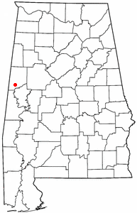Loko di Aliceville, Alabama