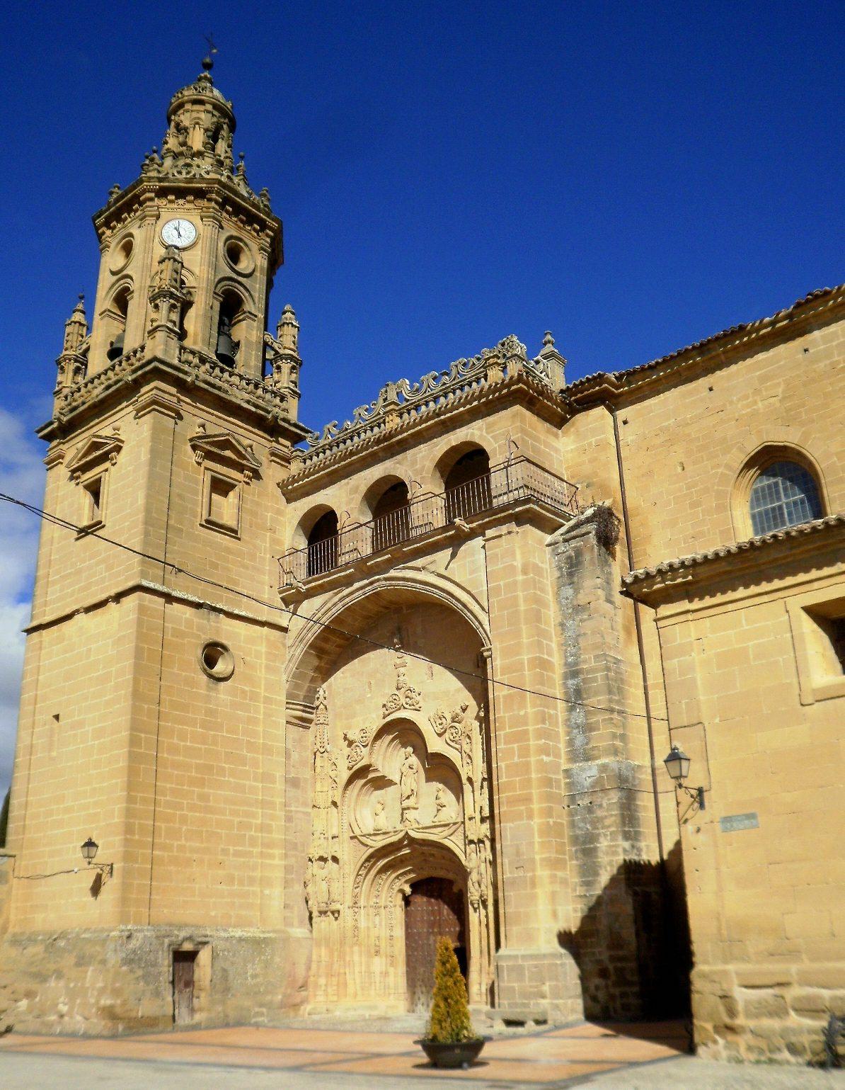 Church of San Esteban (Ábalos) - Wikipedia