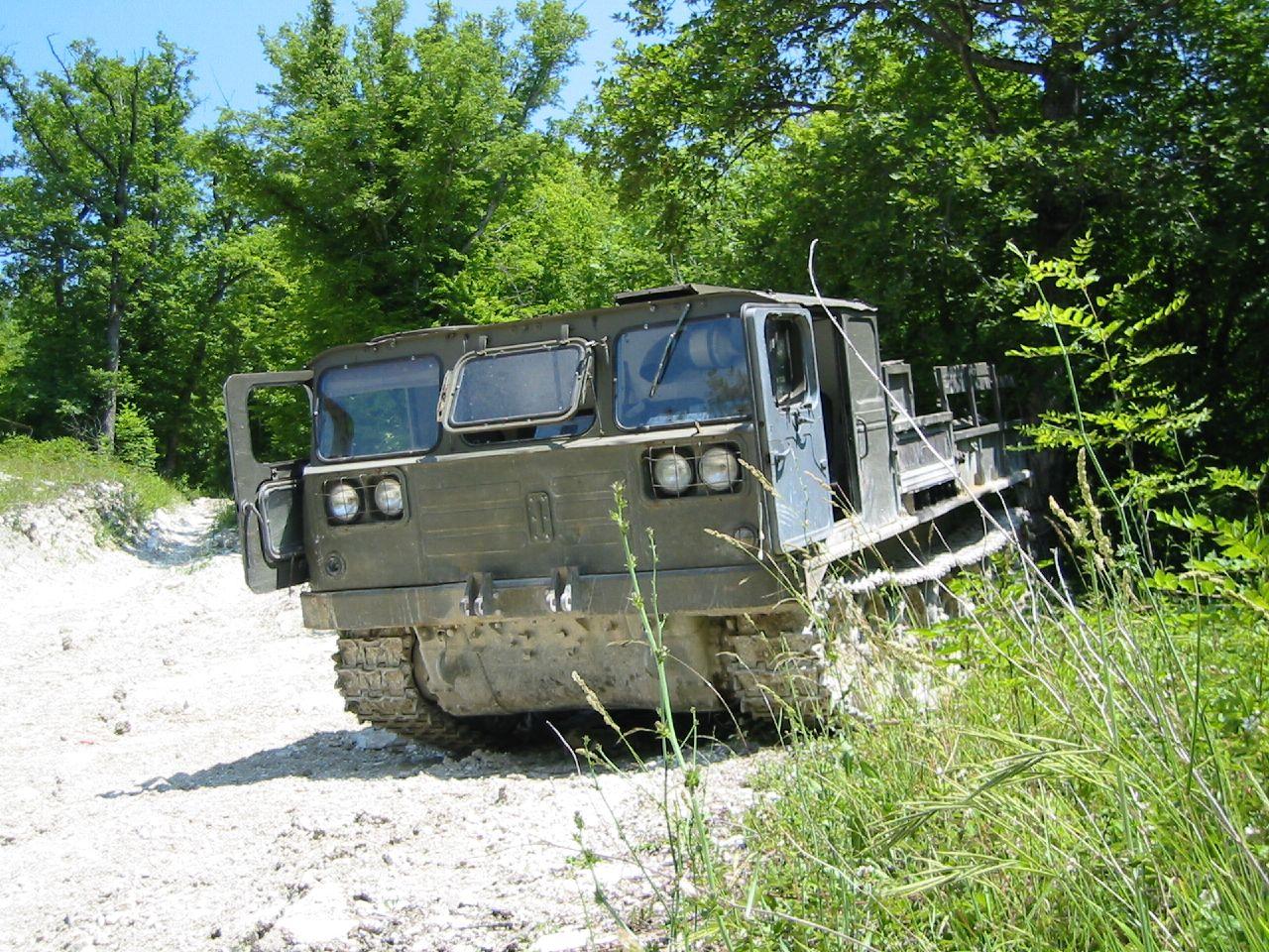 Truppen-Transporter