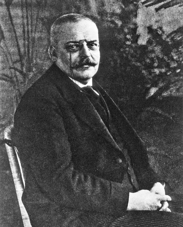 Aloysius Alois Alzheimer (1864-1915)