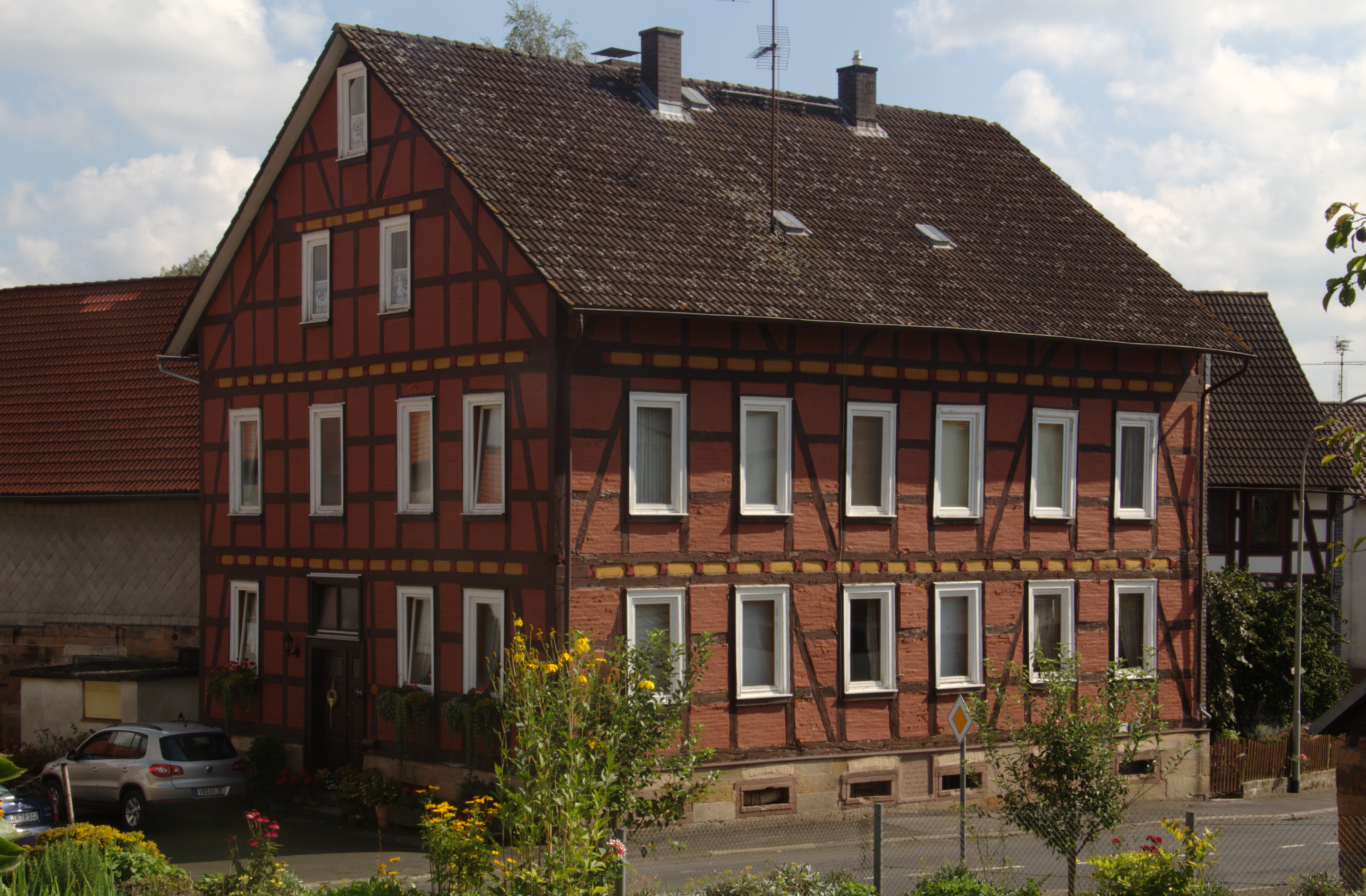 File Alsfeld Heidelbach Holzburger Strasse 5 12642 D Png Wikimedia