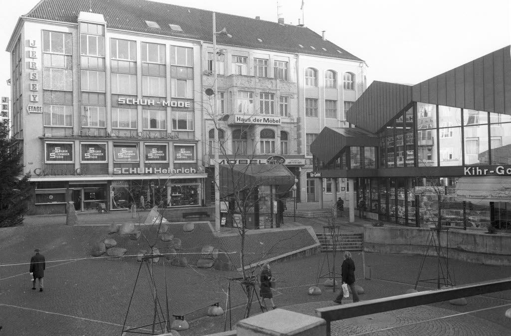 Heinrich das Schuherlebnis | Heinrich am Alten Markt in Kiel